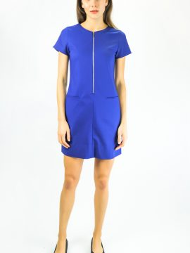 CARVIN SHIFT DRESS