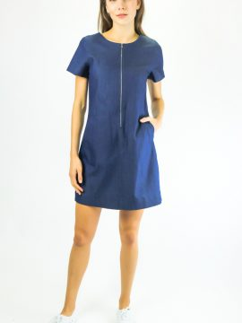 EMERSON DENIM DRESS